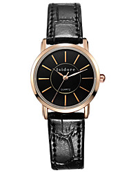Women's Fashion Genuine Leather Water Proof Wrist Watches Cool Watches Unique Watches