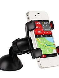 ziqiao universelle Auto 360-Grad-Drehung Halterung für Samsung / HTC / iphone / gps