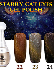1pcs kouyi estrelados cat eyes gel cor 24Colors 12ml longa unha polonês 22-24 duradoura e que é melhor