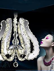 LED Crystal Lamp European Style Lamp Restaurant Lamp