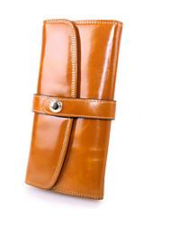 Minaudière / Portefeuille / Etui à Carte & Pièce d'Identité / Porte-chéquier / Mobile Bag Phone - Triple Portefeuille -Bleu / Marron /