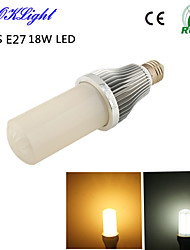 YouOKLight® 1PCS E27 18W 1500lm 78-2835SMD 3000K/6000K High brightness & long life 45,000H LED Light AC110-120V/220-240V