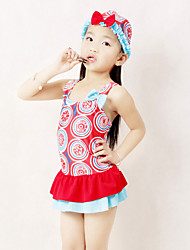 New Fashion Children Girls Swimwear Bikini Swimsuit Bathing Suit Kids Swimming Suit