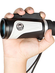 Bosma Embroidered Tiger 7x35 Portable Hand-Held Telescope With Compass Compass Points Scribe Can Ranging