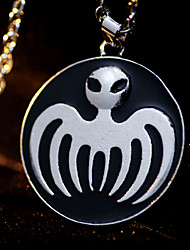 HUALUO®Movie Jewellery 007 Ghost Party Necklace