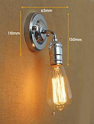AC 100-240 40 E26/E27 Рустикальный Живопись Особенность for Лампа входит в комплект,Рассеянный Настенные светильники настенный светильник