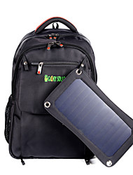 Glorysolar® 7Watts Solar Backpack/Solar Panel Bag/Solar Laptop Bag /Solar Panel Charger for Mobile Phones
