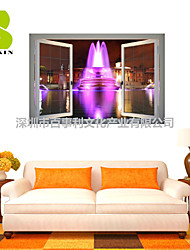 3D Wall Stickers Wall Decals, Festive Atmosphere Decor Vinyl Wall Stickers