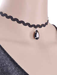 Graceful Vintage Gothic Style Exquisite Tatoo Torque Choker Necklace Torque
