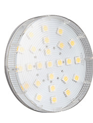 4W GX53 LED Spotlight 25 SMD 5050 180-200lm Warm White AC 220-240 V