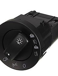 iztoss 8e0941531 coche faros interruptor de la lámpara de luz antiniebla delantera para el audi a4 b6