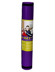 PVC Yoga Mats 173*61*0.4 Non Slip / Kleverig / Milieuvriendelijk / Non Toxic / Waterdicht 4.0 Blauw / Paars Super-K