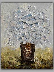 Simple and Classic Flower Oil Painting