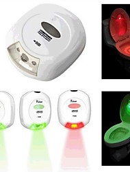 High Quality Creative LED Luminous Toilet Cover Lamp / Light Induced A Night Light
