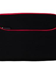 Bolsa de Portátil - Portátil de 13 Pulgadas (33 cms) - No tejido - Negro - Unisex