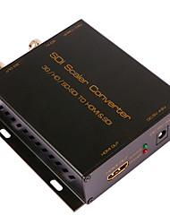 SDI масштабирования Конвертер 3g / HD / SD-SDI для HDMI&SDI цикл инвертор