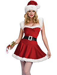 Deluxe Jingle Sexy Costume