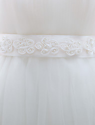 Lace Wedding Sash-Beading Women's 78 ¾in(200cm) Beading