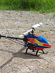 Gleagle 450FBL 6CH 2.4G RC Flybarless Helicopter  RTF