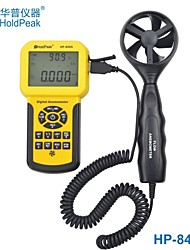 Digital Handheld High Precision Split Type Anemometer Air Meter Wind Meter HoldPeak HP-846A
