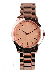 Foreign Trade Sales Rose Gold Fashion Women's Watch Cool Watches Unique Watches