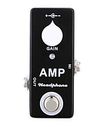 Mini Guitar Effect Pedal Earphone Amplifier