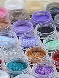 33 Lidschattenpalette Trocken Lidschatten-Palette Puder Normal Alltag Make-up