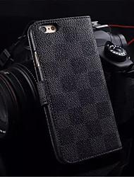 роскоши качества Stander с мешком карточки флип чехол для Iphone 6с 6 плюс