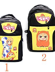 Bolsa Inspirado por Himouto Fantasias Anime Acessórios de Cosplay Bolsa / mochila Amarelo Material Micromolecular Masculino