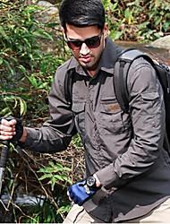Men Sport Casual Outdoor Quick-drying Shirts Climbing Hiking Wading Fishing Long Sleeve Shirt
