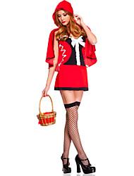 Zentai - Feminino - de Halloween / Carnaval / Ano Novo - Fantasias Princesa / Fantasias de Filme e Tema de TV / Vampiros - Fantasias -