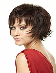 Charming Short  Syntheic  Wig Extensions Women Lady Fashion Style