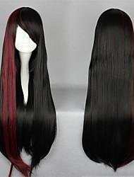 Dolce 70CM Lungo Nero Lolita parrucca
