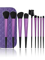 11pcs/kits Makeup Brushes Professional Set Cosmetics Brush Tools Foundation Brush For Face Make Up Beauty Essentials