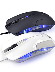E-3lue Cobra EMS109BK High Precision Gaming Mouse with Side Control 1600dpi