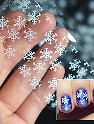 1 Nail Art Sticker  3D Nail Stickers Lovely Punk Wedding Makeup Cosmetic Nail Art Design