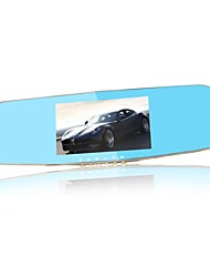 "5"" 1080P Android 4.4 Car Rearview Mirror DVR Dash Camera GPS Navigation Wifi Dual Lens with 32G TF Card"
