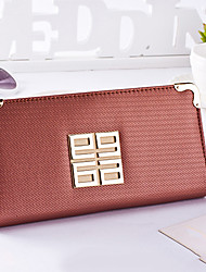 Casual / Shopping / Professioanl Use-Wallet-PU-Women