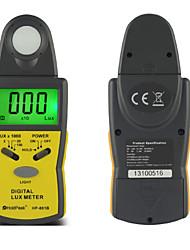 100klux numérique holdpeak sonomètre portable intensité lumineuse lux mètre HP-881B
