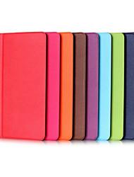 8 polegadas padrão triplo dobrável de alta qualidade pu couro para o guia Lenovo yoga 3 850F (cores sortidas)