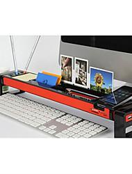 espace multifonction organisateur barre de bureau avec trois ports hub USB