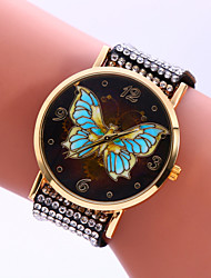 2016 Ribbon Bracelet Watch Hot Models Women's Watch Butterfly Cool Watches Unique Watches