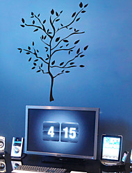 4097 Stickers Home Decor Tree Wall Sticker Home Decoration Living Room Background Tv Sofa Stickers Decal Vinyl