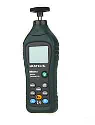 Mastech MS6208a- Contact Tachometer Speed Meter Line Tachometer With Backlight + Data Storage