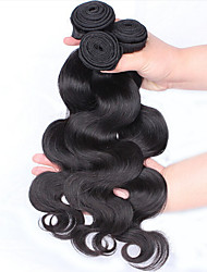 Unprocessed 3Pcs/Lot Brazilian Virgin Hair Body Wave 100% Human Hair Bundles Brazilian Body Wave
