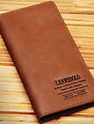 Casual / Outdoor-Wallet-PU-Men