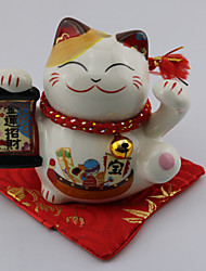 Natsume Yuujinchou 11CM Ceramic Lucky Cat Anime Action Figures Model Toy