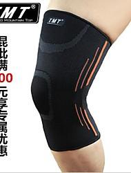 Kniebandage Sport unterstützen Einstellbar / Schützend Fitness Schwarz