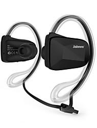 Jabees Bsports Bluetooth Headset For Sports  CSR V4.0 Chips NFC Fone De Ouvido Bluetooth APTX Water Proof Hi Fi Earphone
