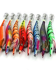 1 pcs Flusskrebse / Garnele Zufällige Farben 15 g Unze mm Zoll,Fester Kunststoff Köderwerfen